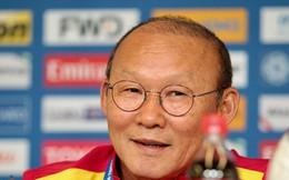 """HLV Park Hang-seo: """"Quang Hải hứa với tôi sẽ ghi bàn và đã thực hiện được"""""""