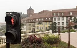 Bên trong khuôn viên đồ sộ mô phỏng kiến trúc châu Âu của Huawei
