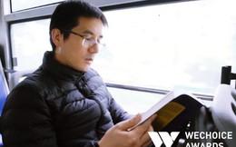 """Nguyễn Quốc Vương - Nhà nghiên cứu sinh trở về Việt Nam """"bán sách rong"""" sau 8 năm du học ở Nhật Bản"""