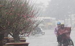 Bắc Bộ mưa dầm dề, rét đậm rét hại quay trở lại với nhiệt độ thấp nhất dưới 8 độ C