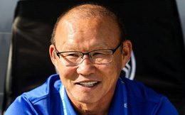 """HLV Park Hang-seo: """"Đối đầu với Hàn Quốc ở chung kết Asian Cup là giấc mơ"""""""