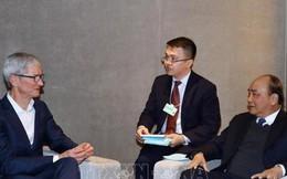 Tiếp xúc hàng loạt tập đoàn hàng đầu thế giới, Thủ tướng tìm cơ hội cho Việt Nam