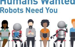 CEO ManpowerGroup: Đừng sợ robot sẽ thay thế con người, chúng ta sẽ trở thành bạn thân của nhau!