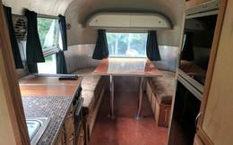 Cặp vợ chồng sở hữu thiết kế nhà di động trên xe quá đẹp khiến ai ưa thích dịch chuyển cũng phải ghen tị