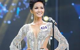 """Bất ngờ trở thành """"Hoa hậu đẹp nhất thế giới 2018"""", H'Hen Niê phản ứng ra sao?"""