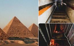 Nghe về kim tự tháp nhiều rồi, đã có ai được vào hẳn bên trong chưa? Đó thực sự là một trải nghiệm... đáng quên