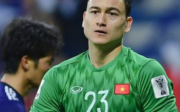 """Đặng Văn Lâm: """"Sau thất bại, tuyển Việt Nam rất muốn đạt tới trình độ của Nhật Bản"""""""