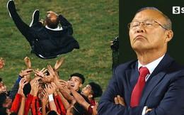 Muốn HLV Park Hang-seo gắn bó, đã đến lúc VFF phải hành động xứng tầm