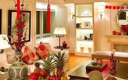 Trang trí nhà cửa đón Tết đơn giản mà vẫn 'đẹp rụng rời'