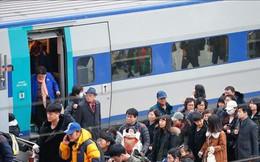 Khoảng 49 triệu lượt người Hàn Quốc về quê ăn Tết