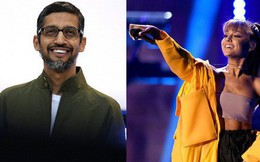 """""""thank you, next"""" được CEO Google nức nở khen khiến ai cũng ngạc nhiên, phải chăng ông cũng là fan Ariana Grande?"""