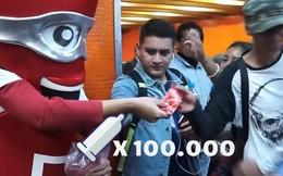 Mexico phát miễn phí 100.000 bao cao su để người dân vui Lễ Tình nhân một cách an toàn