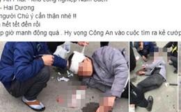 Nam thanh niên Hải Dương bị phạt 10 triệu đồng vì đăng tin sai sự thật trên Facebook