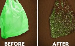 Ơn giời! Chúng ta đã có chìa khóa giải quyết hàng tỉ tấn rác nhựa trên Trái đất rồi