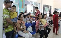 Dịch sởi lan rộng 43 tỉnh, thành phố
