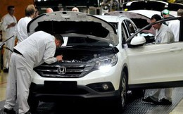 Brexit tới gần, Honda tuyên bố đóng cửa nhà máy ở Anh