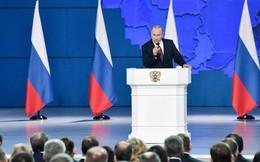 """Thông điệp liên bang 2019: Khoe hàng loạt siêu vũ khí, TT Putin cảnh báo """"không kẻ nào có thể gây sức ép với nước Nga"""""""