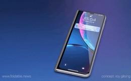 Ý tưởng thiết kế iPhone X Fold này có thể là câu trả lời của Apple dành cho Galaxy Fold của Samsung