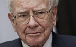 Tập đoàn của Warren Buffett lỗ 25 tỷ USD trong một quý