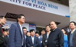 Cái chậu cây, hành động bất ngờ của Thủ tướng và khát vọng một Việt Nam đẹp đẽ khiến thế giới ghi nhớ