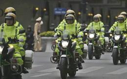 Phân luồng bảo đảm trật tự an toàn giao thông phục vụ hội nghị thượng đỉnh Mỹ - Triều Tiên