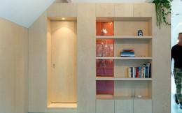 'Chiếc hộp' kỳ diệu trong căn hộ 56 m2