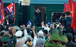 Báo đảng Triều Tiên: Ông Kim Jong Un về nước trên chuyến tàu chở nặng tình đoàn kết hữu nghị Việt-Triều