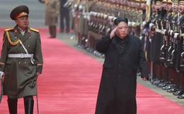 """KCNA: Ông Kim Jong Un đã về tới Triều Tiên, tiếng hô """"Muôn năm"""" vang vọng bầu trời Bình Nhưỡng"""