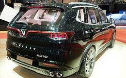 Sức mạnh chiếc VinFast Lux V8 sắp trình làng ở Geneva Motor Show 2019: Tương đương Ferrari, Lamborghini