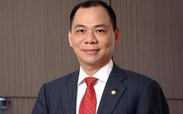 Ông Phạm Nhật Vượng tăng 260 bậc, Trần Đình Long rời khỏi bảng xếp hạng tỷ phú của Forbes 2019