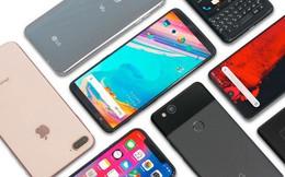 Q4/2018: Samsung chiếm 18% thị phần di động, Apple 17% và Huawei 15%