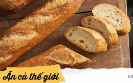 """""""Người Pháp luôn đi bộ với bánh mì kẹp trong nách"""", nghe buồn cười nhưng phải xem những điều này mới hiểu"""