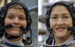 Đây là 2 phi hành gia được NASA chọn cho chuyến thám hiểm toàn phụ nữ lần đầu tiên trong lịch sử