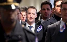 Ly kỳ chuyện bảo vệ CEO Facebook Mark Zuckerberg đẳng cấp nguyên thủ