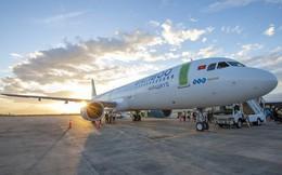 Bamboo Airways dẫn đầu bay đúng giờ trong ngành hàng không Việt Nam