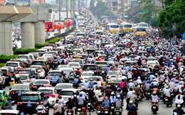 Hà Nội dự kiến cấm xe máy vào tuyến phố đầu tiên