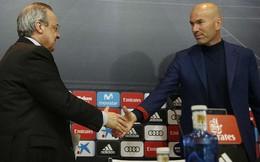 """Sốc: Zidane trở lại, giải cứu """"con tàu đắm"""" Real Madrid"""