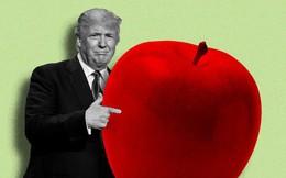 Tổng thống Trump thừa nhận gọi Tim Cook là Tim Apple để tiết kiệm lời nói và thời gian