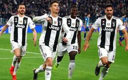 """Ronaldo bật chế độ """"siêu nhân"""", lập hat-trick giúp Juventus đè bẹp Atletico Madrid"""