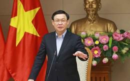 Phó Thủ tướng Vương Đình Huệ: Tư nhân 1 người kiêm nhiều việc, Nhà nước một việc kiêm 2 người