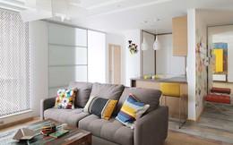 Cách sử dụng màu sắc giúp căn hộ vỏn vẹn 25m² này đẹp đến bất ngờ
