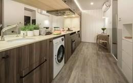 Vợ chồng trẻ cải tạo nhà tập thể cũ 37m² từ ai đến mua cũng chê thành tổ ấm sang chảnh vạn người mê