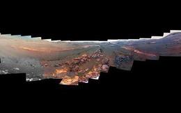 Đây là bức hình cuối cùng robot Opportunity của NASA chụp được, và nó khiến cộng đồng mạng đau lòng
