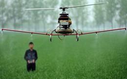 Thiết bị bay không người lái đang cải tổ ngành nông nghiệp Trung Quốc như thế nào?