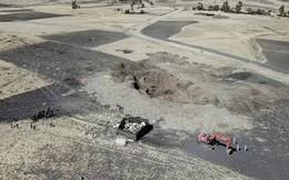 Rơi máy bay ở Ethiopia: Gia đình nạn nhân nhận 1kg đất ở hiện trường để an táng