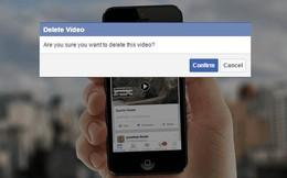 Chỉ trong 24 giờ, Facebook đã xóa 1,5 triệu video về vụ tấn công nhà thờ Hồi giáo ở New Zealand