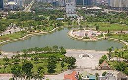 Hà Nội muốn xén 1/10 diện tích công viên Cầu Giấy để làm bãi đỗ xe, trung tâm thương mại