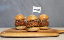 """Ý tưởng burger kẹp """"thịt thực vật"""" được đầu tư gần 400 triệu USD"""