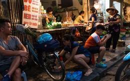 New York Times: Chuyện không nhỏ của Hà Nội nhìn từ việc dẹp buôn thúng bán mẹt trên vỉa hè