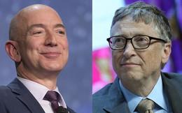 Thế giới đang có hai tỷ phú sở hữu tài sản trên 100 tỷ USD